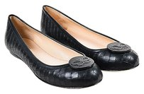 Bottega Veneta Bottege Leather Black Flats