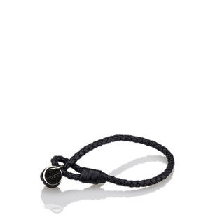 Bottega Veneta Black,costume,costume Bracelet,leather,6hbocb001