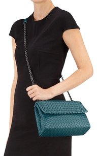 Bottega Veneta Bottega Olimpia New Cross-body Shoulder Bag