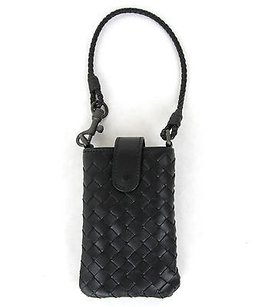 Bottega Veneta Bottega Veneta Leather Card Holder Cell Phone Case 172765 V001n 1000