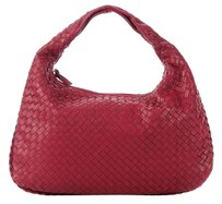 Bottega Veneta Bv.k0801.02 Woven Intrecciato Leather Hobo Bag