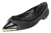 Boutique 9 Good Womens Leather Nbw black Flats