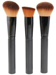 High Quality Makeup Brush Set Trio