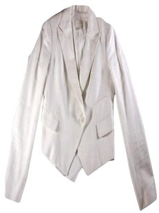 Boy. by Band of Outsiders Boy Cotton Cream Ne Coat