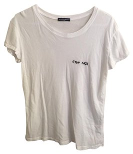 Brandy Melville T Shirt White