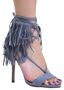 Breckelle's Gray Sandals