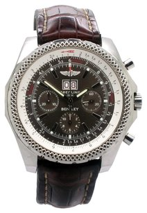 Breitling Breitling Bently Motors Chronograph Stainless Steel Bronze Dial Men's Watch