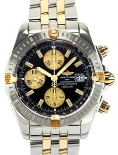Breitling Breitling Chronomat Evolution B13356 Two-Tone Men's Watch