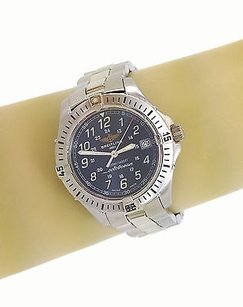 Breitling Breitling Mens Colt Ocean Stainless Steel Quartz Blue Dial Watch A64350