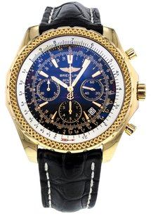 Breitling Men's Bentley Motors K25362 48mm Special Edition Watch in 18k Yellow Gold WTBRY2