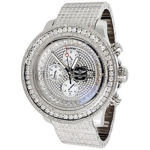 Breitling Mens Breitling Super Avenger Ct Diamond 55mm Watch W Fully Loaded Band
