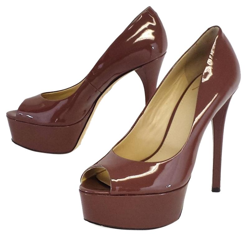 clearance best place Brian Atwood Patent Leather Platform Pumps buy cheap visit free shipping shopping online clearance low price fee shipping foEhCt48G