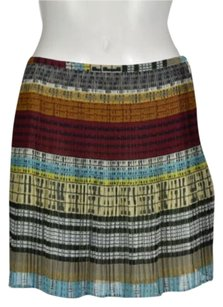 Broadway & Broome Womens Skirt White