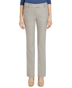 Brooks Brothers Trousers Slim Lucia Fit Woven Trouser Pants Grey