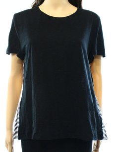 Broome Street 100% Cotton Knit Top
