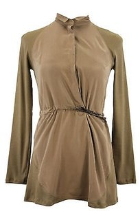 Brunello Cucinelli Womens Top brown