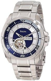 Bulova Bulova Bva Exclusive Automatic Mens Watch 96a137