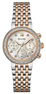 Bulova Bulova Women's Watch Diamond Collection 98R215