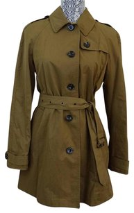 Burberry Brit Us4 Size 4 Trench Coat
