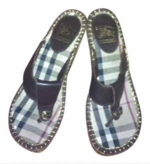 Burberry Brown Wedges Size US US Size 6 bf4c44