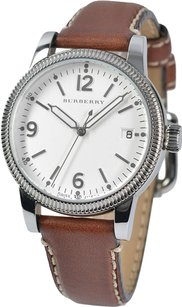 Burberry BU7823 The Utilitarian Leather Ladies Watch