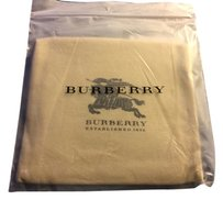 Burberry Burberry 6.5x7 Dust Bag & Ziplock Bag