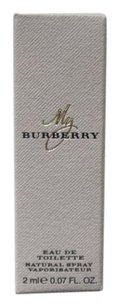 Burberry Burberry MY BURBERRY Eau De Parfume Sample spray 0.07oz