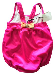 Burberry Burberry swimsuit with back bow
