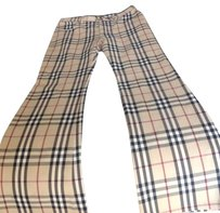 Burberry London Trouser/Wide Leg Jeans