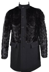 Burberry Men's Jacket Fur Coat