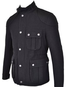 Burberry Men's Military Jacket
