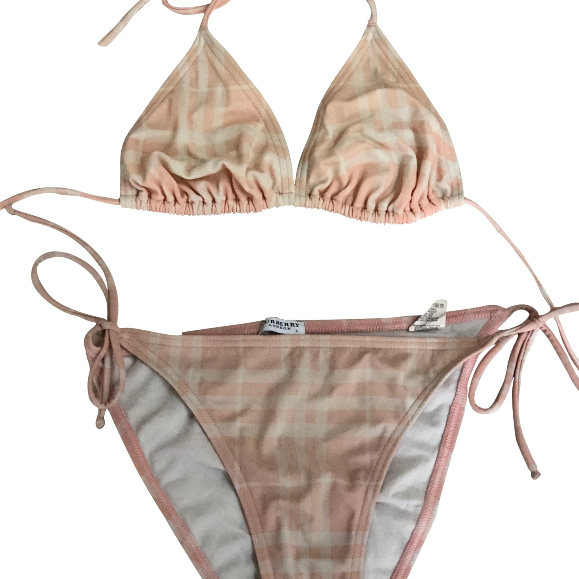 burberry bikini authentic
