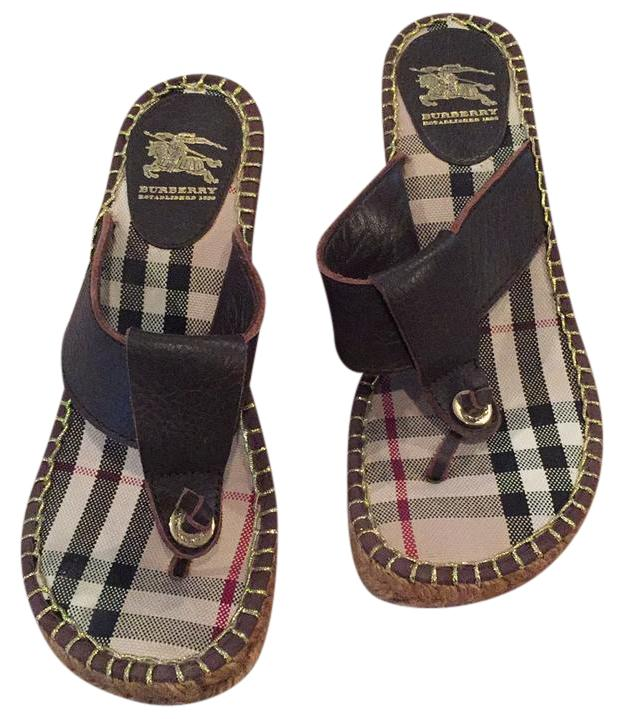 Burberry sandals 37