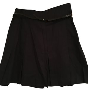 Burberry Skirt Black