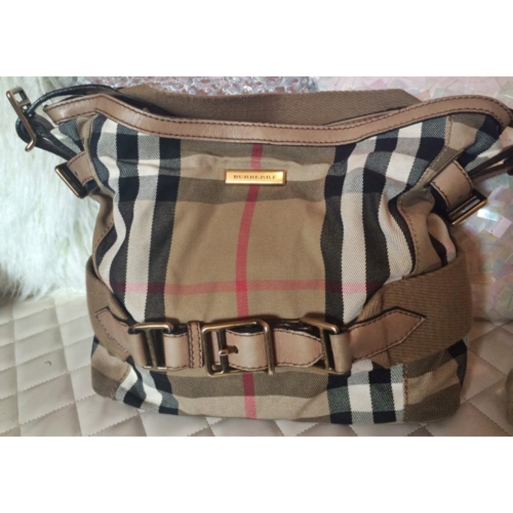 Burberry Vintage House Check Mules cost for sale sale geniue stockist B8owIIZ