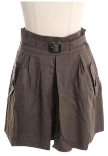 Burberry Women's Clothing Trousers Shorts Brown