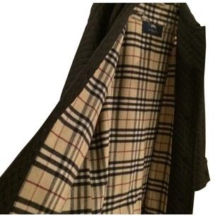 Burberry Wool Quilted Coat