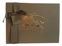 Burberry Wow! New Gift Box with Ribbon.