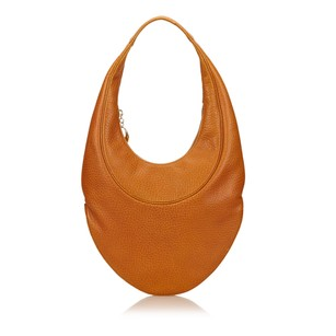 BVLGARI Brown Leather Others Shoulder Bag