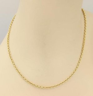BVLGARI Bvlgari Catene Adjustable Chain Necklace In 18k Yellow Gold