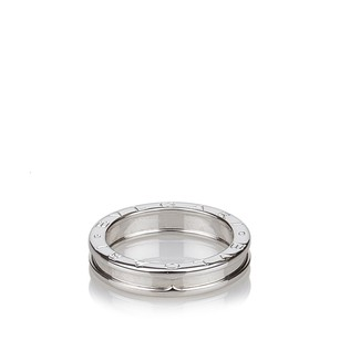 BVLGARI Jewelry,metal,ring,white,6lbvrg003