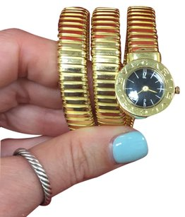 BVLGARI Serpenti wrap watch