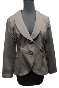CAbi Cotton Blend Lined Pea Coat