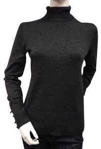 Cable & Gauge Heather Charcoal Sweater
