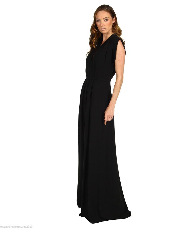 Calvin Klein Wedding Gowns: Calvin Klein Formal Dress Black Long 48% Off