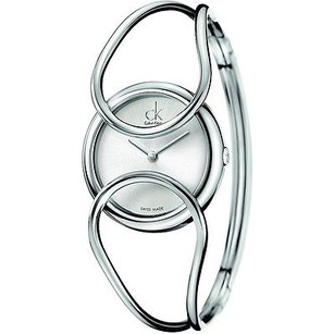 Calvin Klein Calvin Klein Ck Inclined Bangle Ladies Watch K4c2m116