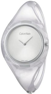 Calvin Klein Calvin Klein Pure Translucent Bangle Ladies Watch K4w2mxk6