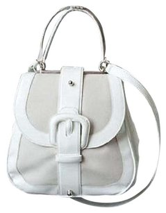 Calvin Klein Collection Satchel Handbag Shoulder Bag