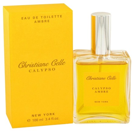 Calypso Calypso Ambre By Calypso Christiane Celle Eau De Toilette Spray 3.4 Oz