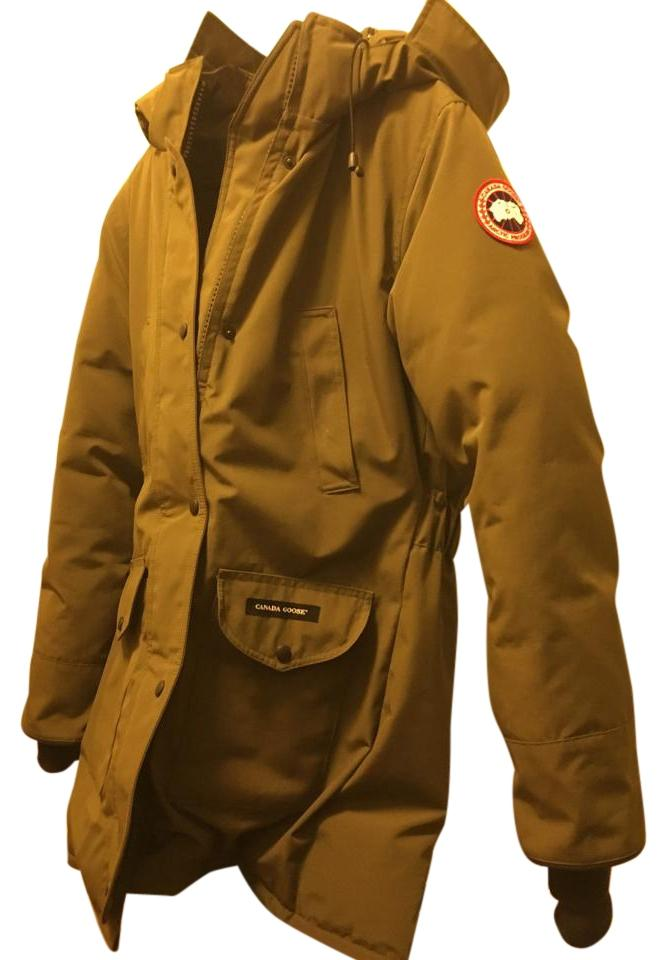 canada goose Outerwear Military Green